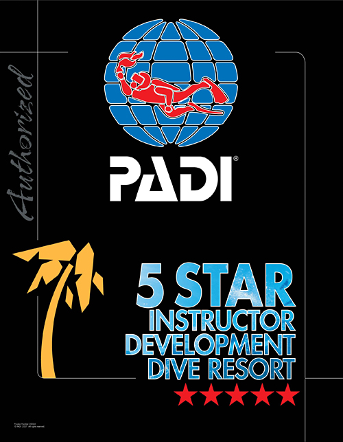 PADI 5STAR DIVE RESORT